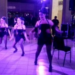 The Dance Company performs Cabaret