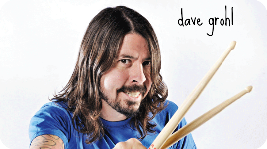 Dave grohl hump day quote music quote best band in the world nirvana drums suck quote of the day 