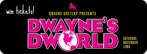 dwaynes dworld ticket giveaway young lions music club dwayne gretzky cover band the phoenix november 23rd live music waynes world