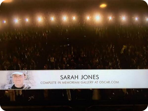 sarah jones oscars